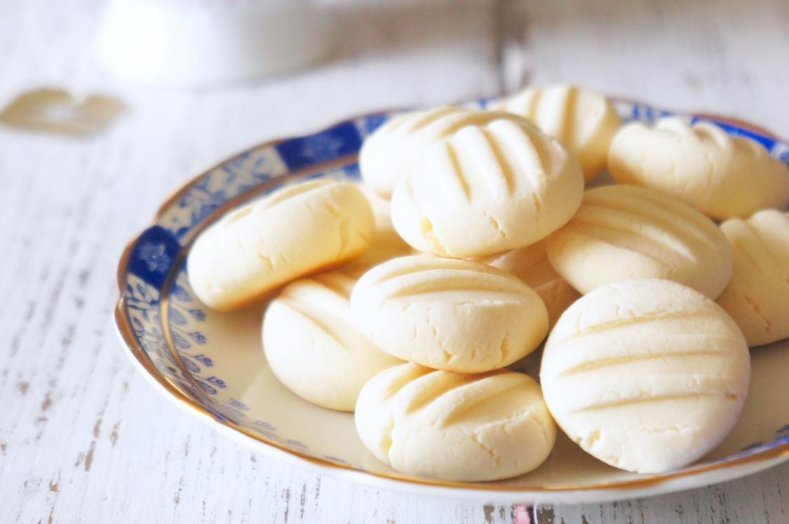 Receita: Biscoitinhos de Polvilho