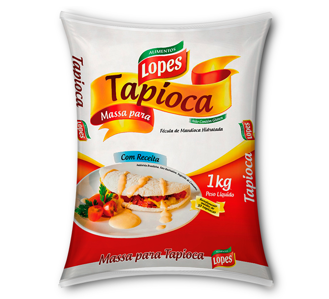 Massa para Tapioca