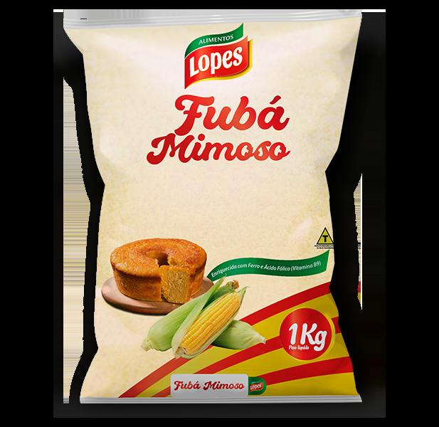 Fubá Mimoso