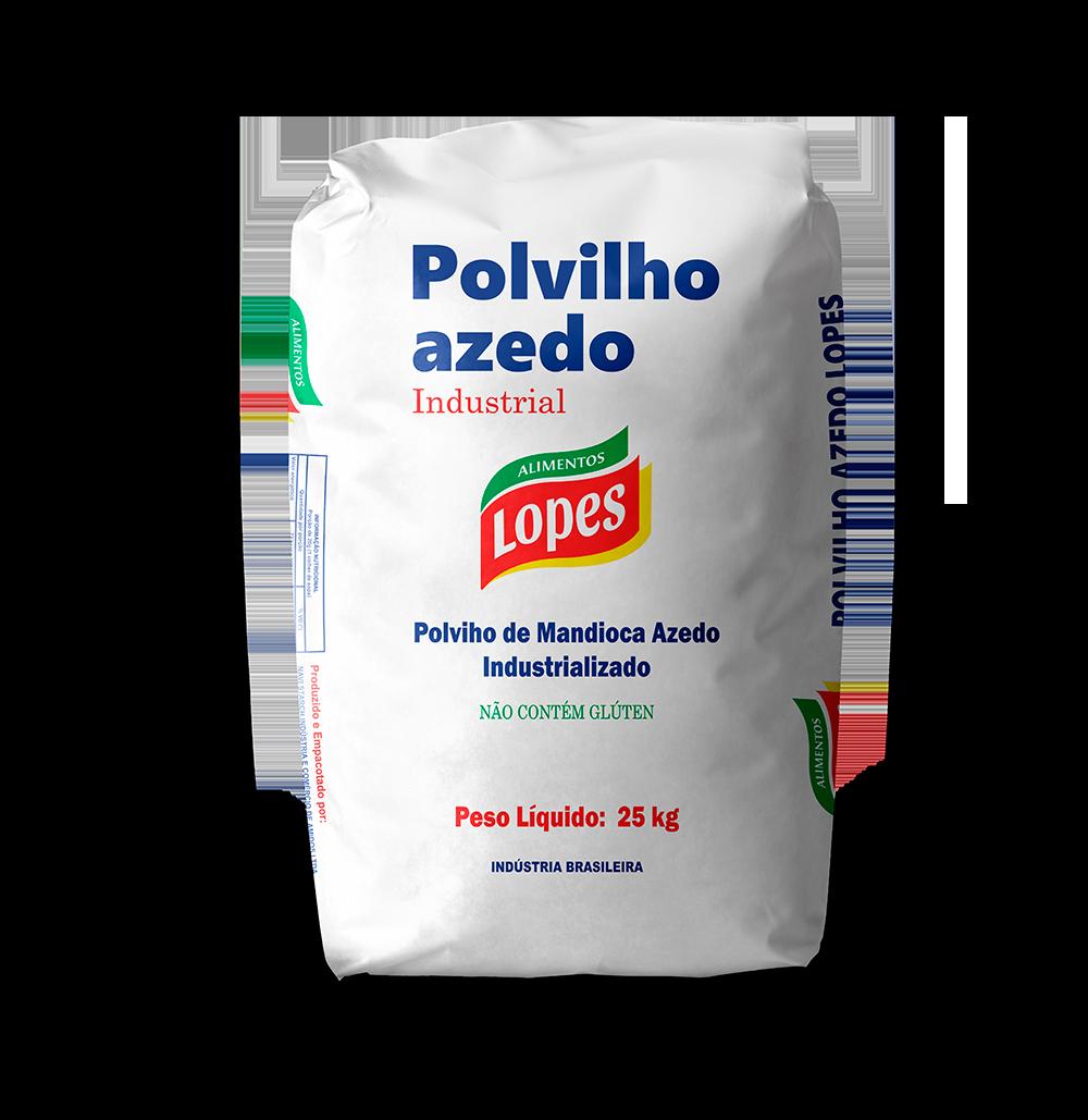 POLVILHO AZEDO - LINHA INDUSTRIAL